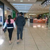 Photo taken at Rotorua Central Mall by Viacheslav D. on 5/1/2017