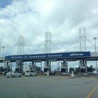 Photo taken at Tsawwassen Ferry Terminal by Dave M. on 7/11/2013