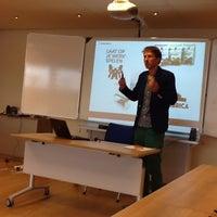 Photo taken at Amsterdam Economic Board by Carlien R. on 5/23/2013