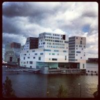 Photo taken at Amsterdam Economic Board by Carlien R. on 6/14/2013
