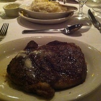 Photo taken at Ruth's Chris Steak House - Raleigh, NC by Christopher N. on 6/27/2013