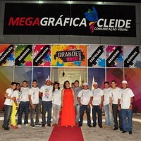 Photo taken at MegaGráfica Cleide - Parque Gráfico by Kelton F. on 8/13/2014