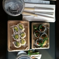 Photo taken at Hudson Eats by Suchi J. on 9/19/2014