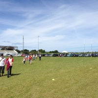 Photo taken at St Ives Rugby Football Club by Dmitry V. on 8/12/2013