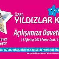 Photo taken at ozel yildizlar kres by Fd F. on 8/28/2014