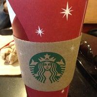 Photo taken at Starbucks by Giuseppe A. on 12/2/2012