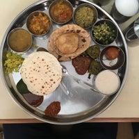 Photo taken at Kasturi Dining Hall by Karunakar R. on 9/15/2017