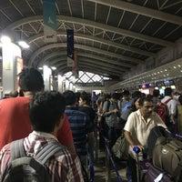 Photo taken at Terminal 1B by Karunakar R. on 9/25/2016