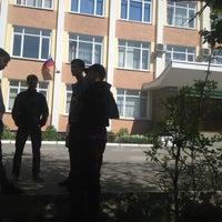 Photo taken at Уральский Государственный Экономический Университет by Dmitriy B. on 5/24/2013