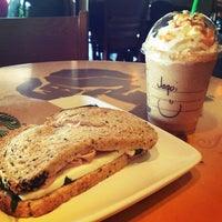 Photo taken at Starbucks by JaKi G. on 7/27/2013