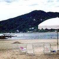 Photo taken at Praia das Conchas by Thaís M. on 12/30/2015