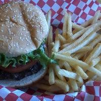 Photo taken at Burger Hut by Nathan on 4/29/2015