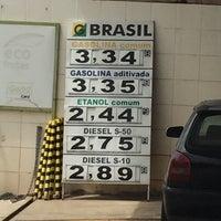 Photo taken at Posto G Brasil by TATO B. on 3/15/2016