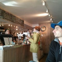 Photo taken at Pleasant House Bakery by craig m. on 11/25/2012