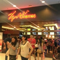 Photo taken at TGV Cinemas by Mh R. on 7/7/2013