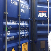 Photo taken at สถานีบรรจุและแยกสินค้ากล่อง ลาดกระบัง (Latkrabang Inland Container Depot) SRT3016 by Pread P. on 12/23/2015