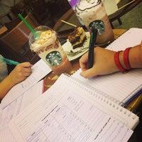Photo taken at Starbucks by ف .. on 5/26/2013