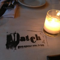 Photo taken at Match Restaurant by Shannon K. on 6/7/2013