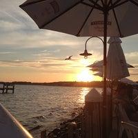 Photo taken at Northbeach Restaurant & Bayside Bar by Shannon K. on 6/30/2013