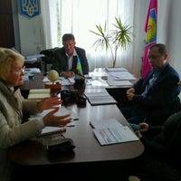 Photo taken at Залізці / Zaliztsi by Максим Ч. on 10/21/2016