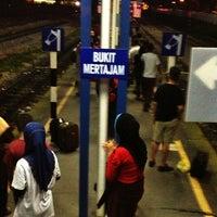Photo taken at Old Bukit Mertajam Railway Station by Nazrul A. on 8/30/2013