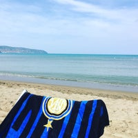 Photo taken at Bagno Nettuno by Andrea S. on 9/5/2016