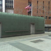Photo taken at Vietnam Veterans Memorial Plaza by Katie F. on 3/2/2013