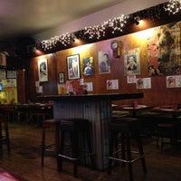 Photo taken at Sake House Miro by Jorge A. on 12/21/2012