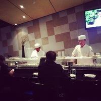 Photo taken at Starfish Sushi by Jorge A. on 7/24/2013