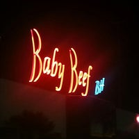 Photo taken at Baby Beef by Cynthia S. on 5/6/2013