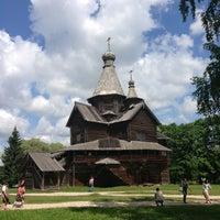 Das Foto wurde bei Музей деревянного зодчества «Витославлицы» von Daria F. am 7/7/2013 aufgenommen