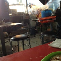 Photo taken at Carnitas Chuy by Queso B. on 1/22/2013