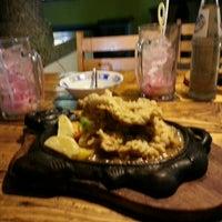 Photo taken at Kampoeng Steak by Adam M. on 7/28/2013