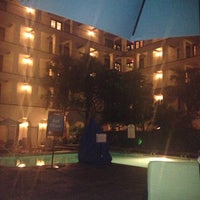 Photo taken at DoubleTree by Hilton Hotel San Antonio Airport by Juan Pablo J. on 7/11/2013