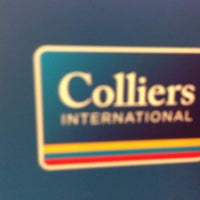 Photo taken at Colliers International by Марина Б. on 10/8/2013