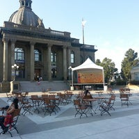 Photo taken at Courthouse Square by Rob G. on 7/3/2013