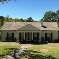 Photo taken at Roosevelt's Little White House Historic Site by Laura A. on 4/8/2016