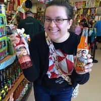 Photo taken at Rocket Fizz by Laura A. on 3/14/2015