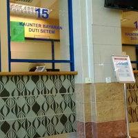 Photo taken at Lembaga Hasil Dalam Negeri (LHDN) by Minata T. on 10/12/2015