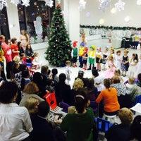 Снимок сделан в Little Foot детский сад пользователем Anna A. 12/24/2014