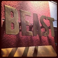 Photo taken at Beast by Justin M. on 12/2/2012