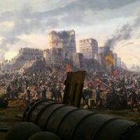 5/28/2013 tarihinde 🌿 Sedaziyaretçi tarafından Panorama 1453 Tarih Müzesi'de çekilen fotoğraf