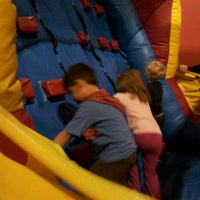 Photo taken at Pump It Up by bea m. on 10/14/2012