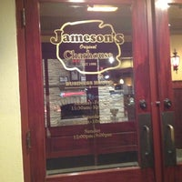 Photo taken at Jameson's Charhouse by Michelle B. on 9/20/2013