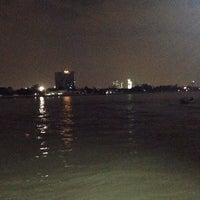 Photo taken at ท่าเรือพายัพ (Payap Pier)  N18 by Ink'mona V. on 11/14/2016