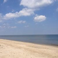 Photo taken at Beach At Broadkill by John L. on 6/19/2013