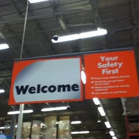 Photo taken at The Home Depot by Joshua K. on 5/4/2013