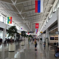 Photo taken at Washington Dulles International Airport (IAD) by Artem G. on 6/13/2013