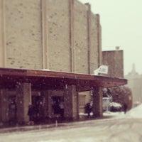 Photo taken at Alumni Hall by Daniel O. on 2/1/2014