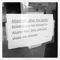 Photo taken at Alumni Hall by Daniel O. on 8/16/2013
